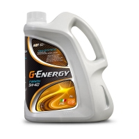 Моторное масло G-Energy F Synth 5W40, 5л